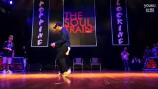 Mr Wiggles / Soul Train China 2015 / Grown Man Style