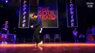 Mr Wiggles / Soul Train China 2015 / Grown Man Style