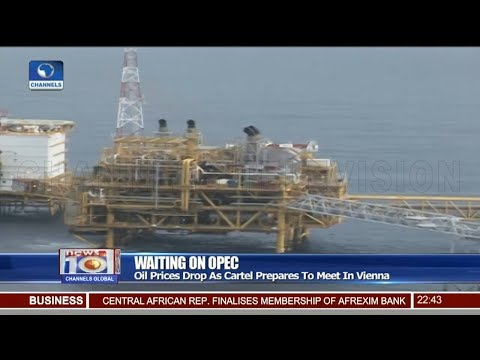 Oil Prices Drop As Cartel Prepares To Meet In Vienna 05/12/18 Pt.3 |News@10|