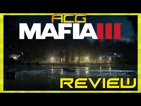 "Mafia 3 Review ""Buy, Wait for Sale, Rent, Never Touch?"""