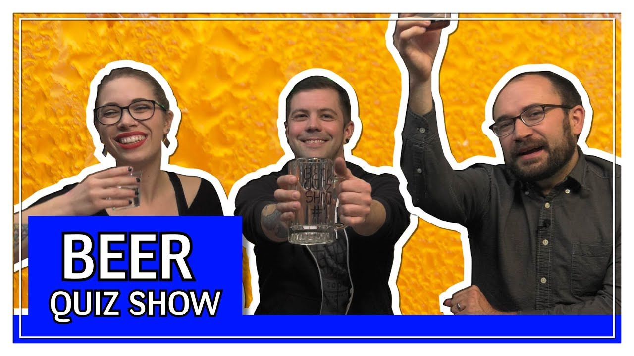 Beer Quiz Show: A Primer on Beer Styles