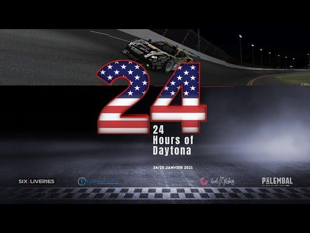 24H Daytona 2021