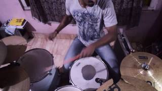 Suicide Silence - Engine No. 9 (Deftones Cover) Drum cover