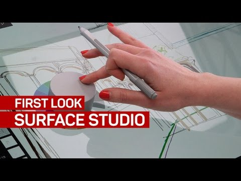 The Surface Studio is Microsoft