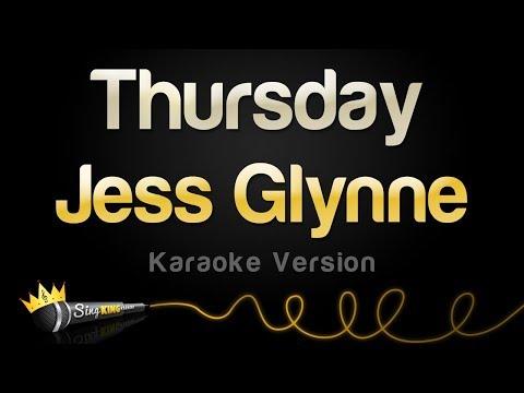 Jess Glynne - Thursday (Karaoke Version)