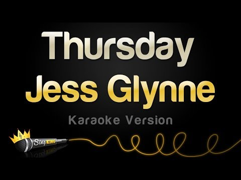 Jess Glynne - Thursday (Karaoke Version)