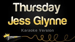 Jess Glynne - Thursday (Karaoke Version) Video