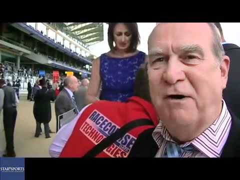 Royal Ascot 2012 - Barry Dennis - Being an on-course bookmaker - Star Sports