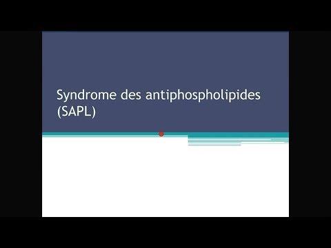 Lupus systémique (syndrome des antiphospholipides SAPL ) partie 2