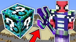 YILAN ŞANS BLOKLARI CHALLENGE - Minecraft