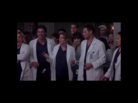 Grey's Anatomy anticipazioni Readiness Is All 09x23 The Proclaimers - I'm Gonna Be 500 miles