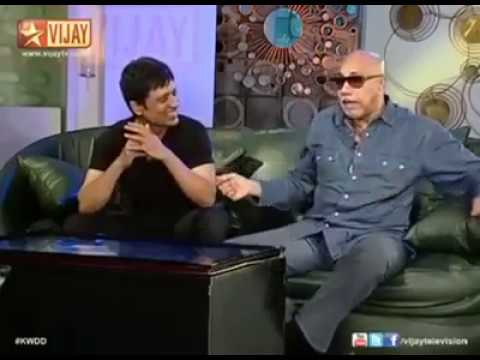 Sathyaraj comments about Goundamani in Vijay TV