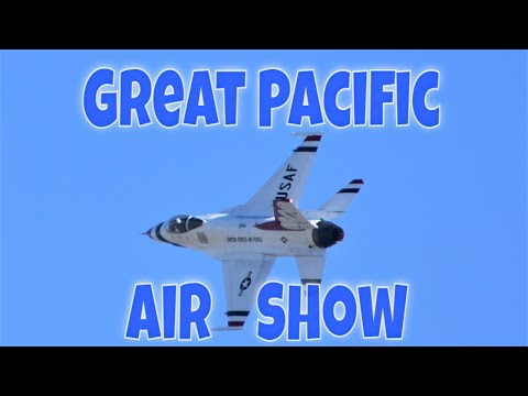 2019 Huntington Beach AirShow | 2019 Great Pacific Air Show | Red Arrows | #FlyOver Fly Over