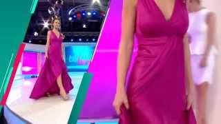 Bu Tarz Benim TV8   23 Ocak 2015 Cuma 11.Bölüm Maria Surina Podyum Yürüyüşü