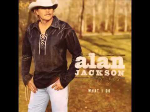 Alan Jackson - If Love Was A River