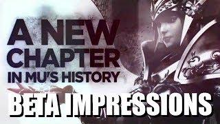MU Ignition Open Beta - First Impressions