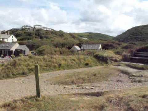 Zuma Jay Beach Guide - Crackington Haven