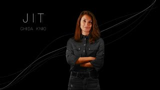 Ghida Knio - Jit   (Official Lyric Video) 2021 - جيت / غيدا