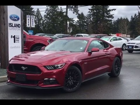 2017 Ford Mustang Gt Premium Shaker Speakers Review Island