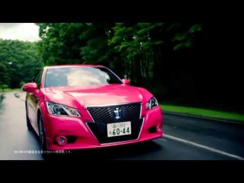 松嶋菜々子 クラウン CM スチル画像。CM動画を再生できます。