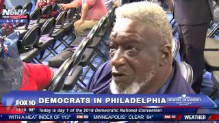 Show And Tell On The DNC Floor Part 1