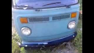 Volkswagen T2 vw type 2