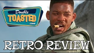 INDEPENDENCE DAY - RETRO MOVIE REVIEW HIGHLIGHT - Double Toasted