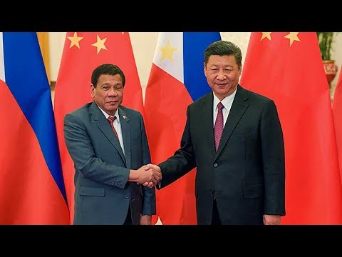 China and Philippines meet on South China Sea disputes