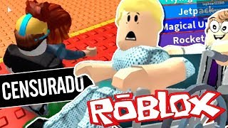 THIS GIRL WANTS NEPE!! (A) ESCAPING FROM THE OBby HOSPITAL in ROBLOX Alvaro GtaV