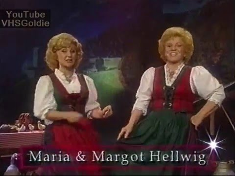 foto de Maria & Margot Hellwig Volkslieder Medley 1993 YouTube