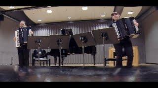 Duo accordéon - Lucia Genilloud et Shuang Ma