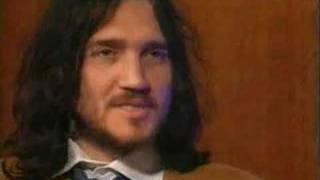 Interview John Frusciante Pt. 3 (2002)