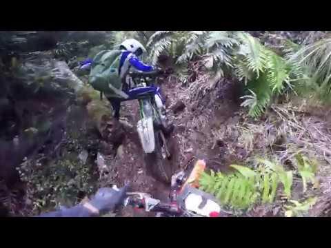 JRL Trials Ride 2017 Wellington NZ