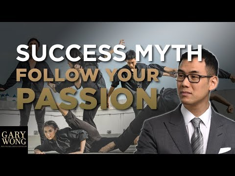 Greatest Success Myth - Doing What You Like