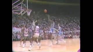 1980 NBC Sports Promo College Basketball: Indiana vs. North Carolina