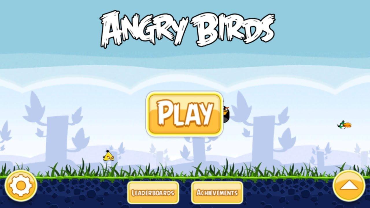 Angry birds birthday party скачать на компьютер