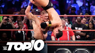 Chaotic & creative chair attacks: WWE Top 10, Oct. 18, 2020