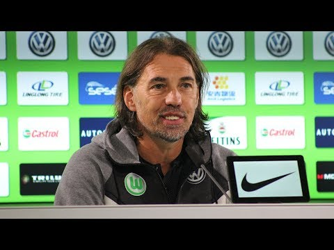 Pressekonferenz | FC Bayern München - VfL Wolfsburg