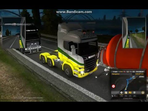 Euro Truck Simulator 2 | Trapped in EuroPoort