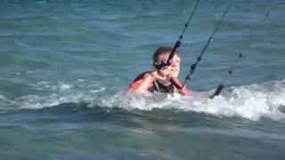 bodydrag auf mallorca kitesurfing schule edmkpollensa lernen in Pollensa