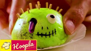 Halloween 2019 Dessert Ideas | Trick or Treat | DIY Halloween Treats | Hoopla Recipes Ep.1