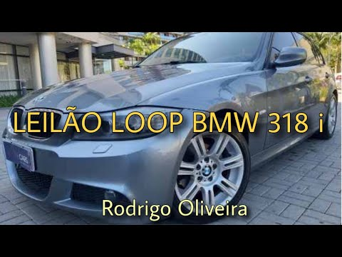 LEILÃO LOOP BMW 318 i -Rodrigo Oira