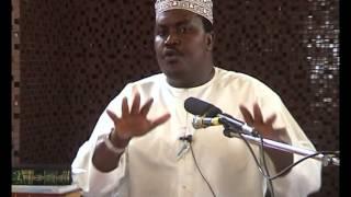 Sheikh Mohamed Idd - Dunia Haiwezi Kufunga Kwa Siku Moja Part 2