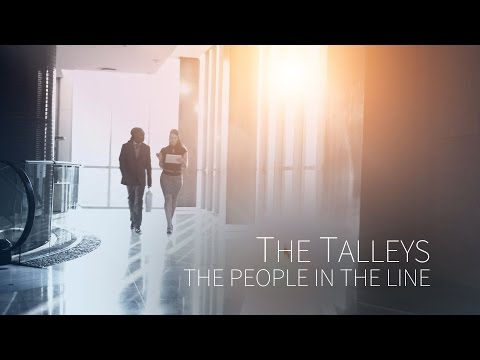 The Talleys - The People In The Line