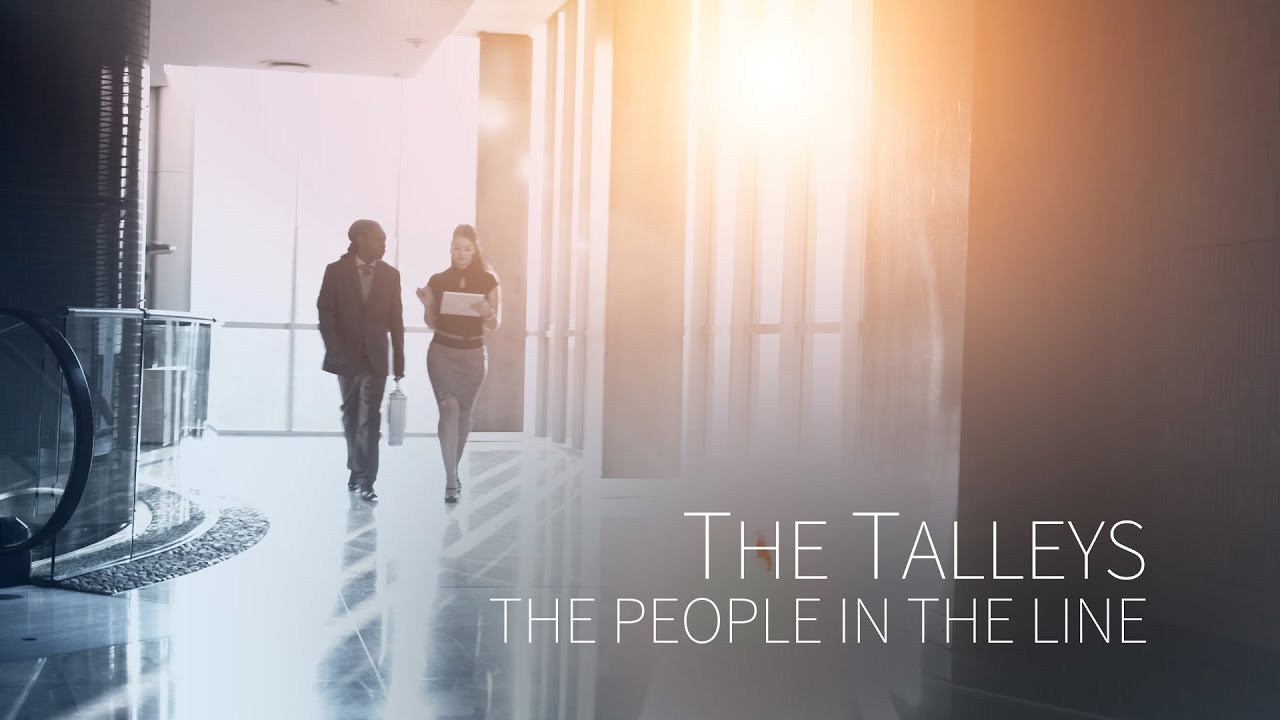 The Talleys - The People In The Line - Sunday Morning Gospel smg 2017-07-10 22:38
