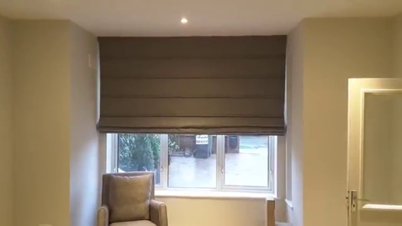 motorized window blinds. motorised roman blind motorized window blinds m