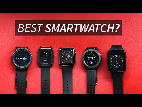 Which Smartwatch to Buy in India?