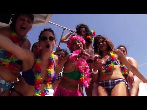 Barcelona Catamaran Party