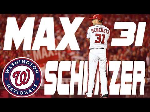 "Max Scherzer | 2016 ""NL CY Young"" MLB Highlight Mix | ""Bad Habits"""