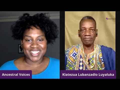 """BaKongo Cosmology"", an interview with Dr. Luyaluka"